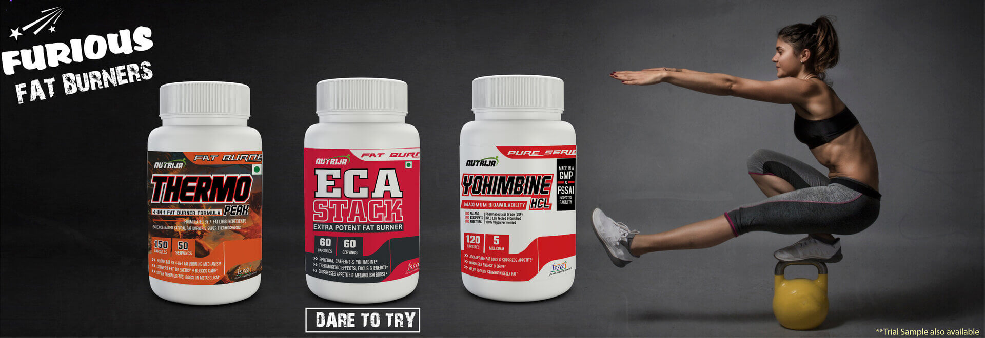 Best Fat Burner Supplement in India