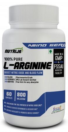 Buy L-Arginine Capsules Supplement In India