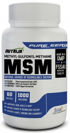 Buy MSM 1000MG Supplement in India