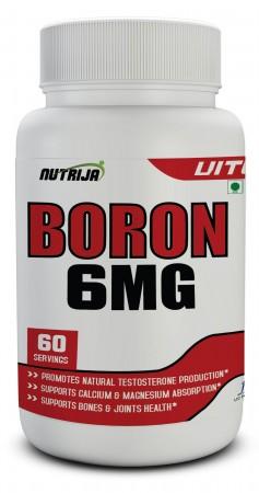 Boron 6MG Capsules Supplement in India