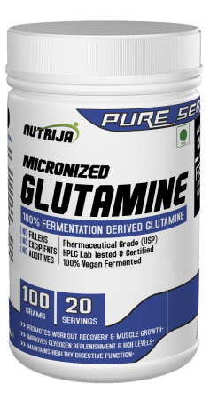 Buy Glutamine Supplement in India