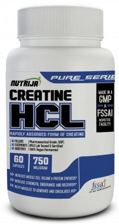 Creatine HCL 750 MG