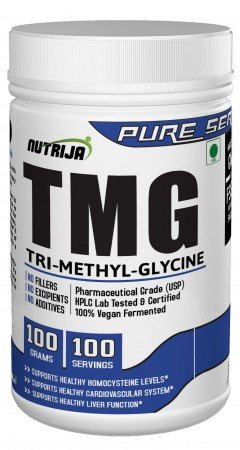 Buy Trimethylglycine (TMG) Supplement in India