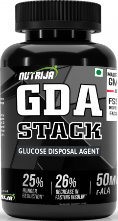 GDA GLUCOSE DISPOSAL AGENT SUPPLEMENT INDIA