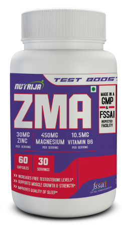 Buy ZMA supplement In India