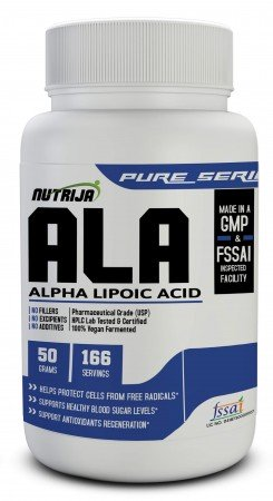 Buy Alpha Lipoic Acid Supplement in India