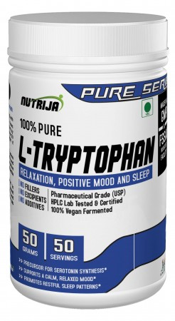 Buy L-Tryptophan Supplement in India