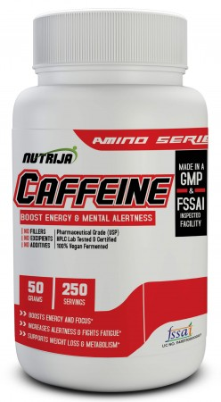 Buy Caffeine Powder Supplement in India