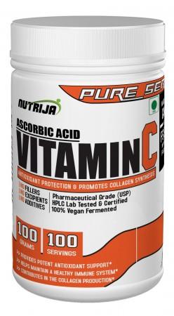 Buy Vitamin C (Ascorbic Acid) Supplement in India