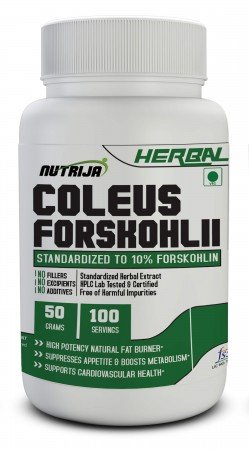 Buy Coleus Forskohlii Extract supplement in India