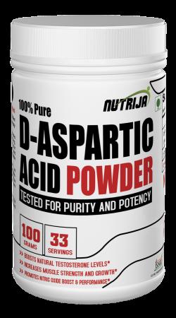 Buy D-Aspartic Acid Capsules Supplement  in India