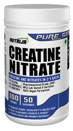 Buy Creatine Nitrate Supplement in India