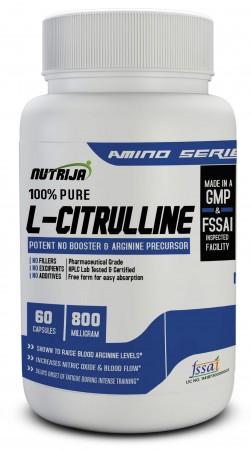Buy L-Citrulline Capsules Supplement In India