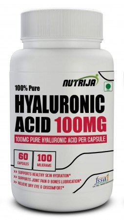 Buy Hyaluronic Acid 100MG Supplement in India