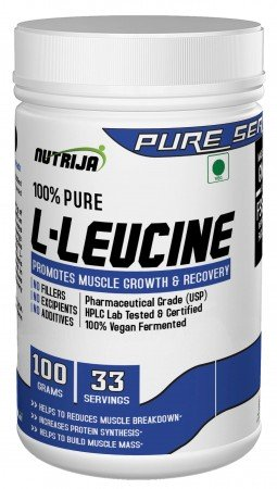 Buy L-Leucine Supplement in India