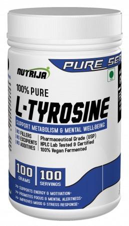 L-TYROSINE-FRONT-VIEW