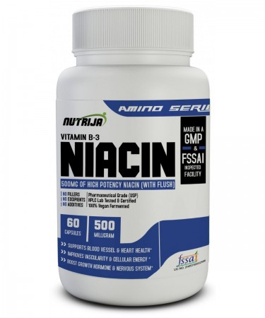 Buy Niacin 500MG Supplement In India
