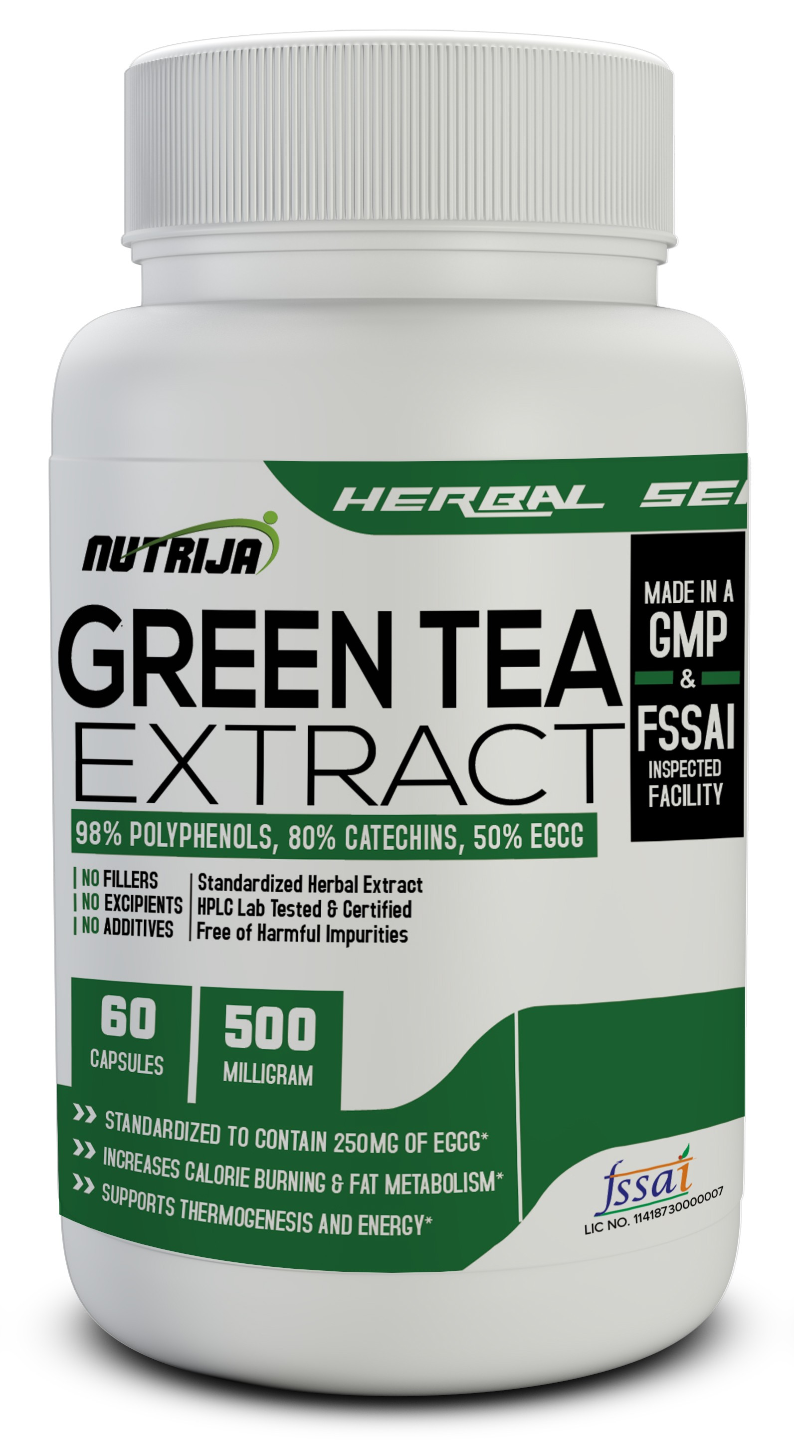 Green Tea Extract 500MG