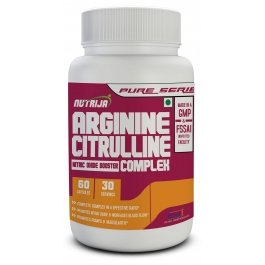 Buy L-Arginine and L-Citrulline Complex Capsules In India