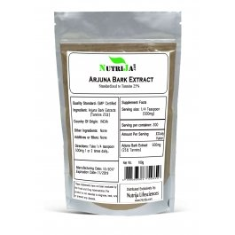 Buy Terminalia Arjuna Bark Extract Supplement in India