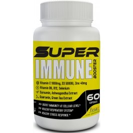 BEST IMMUNE BOOSTER WITH ALL VITAMINS, MINERALS, HERBALS