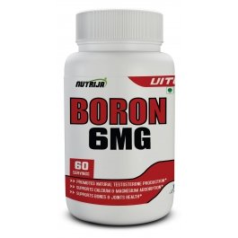 Boron 6MG Capsules Supplement in India