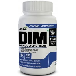 Buy DIM 200 MG Supplement (Diindolylmethane) Capsule in India
