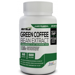 Green Coffee Bean Extract 500 MG Capsules,pills & tablets