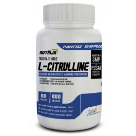 Buy L-Citrulline Capsules Supplement In India