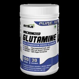 GLUTAMINE- FRONT-VIEW