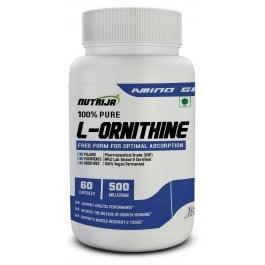 Buy L Ornithine 500Mg Capsules Online in India