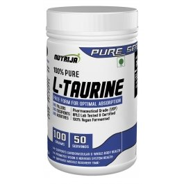 L-TAURINE-FRONT VIEW