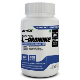 Buy L-Arginine Capsules Supplement In India