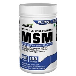 Buy MSM Powder Supplement in India