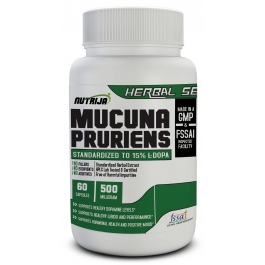 Mucuna Pruriens Extract Capsules,pills & tablets