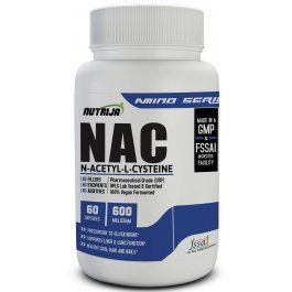 Buy N-Acetyl Cysteine (NAC), 600 mg Supplement In India