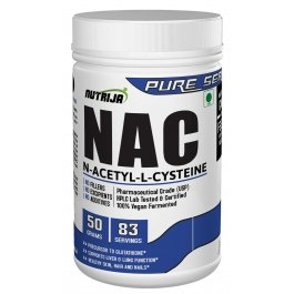 Buy N-Acetyl Cysteine (NAC) Supplement in India