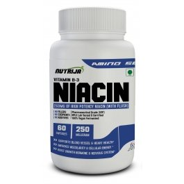 Buy Niacin 250MG Supplement In India