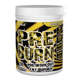 PRE BURN Preworkout Fat Burner Supplement in India