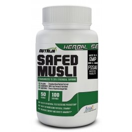 Buy Safed Musli Extract Supplement in India
