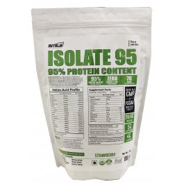 Buy Whey Protein Isolate 95% in India