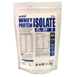 Buy Whey Protein Isolate 90% in India