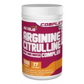 L-Arginine and L-Citrulline Complex™