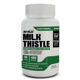 Milk Thistle Extract 400MG