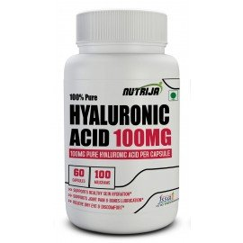 Hyaluronic Acid 100MG Capsules