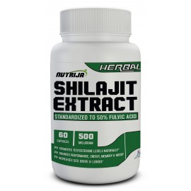 Shilajit Extract 500MG