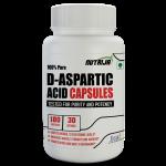 D-Aspartic Acid Capsules